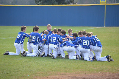 Brookstone MS Baseball 2012