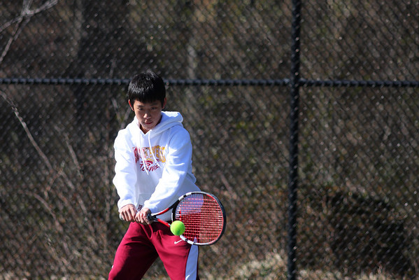 Brookwood tennis team