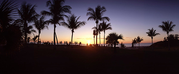 B13-Cable Beach Clud Sunset
