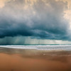 much awaited storm on cable beach