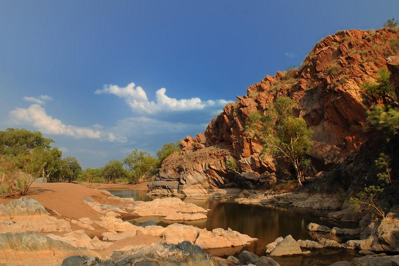 Caroline Pool creek, Halls Creek, Kimberley WA