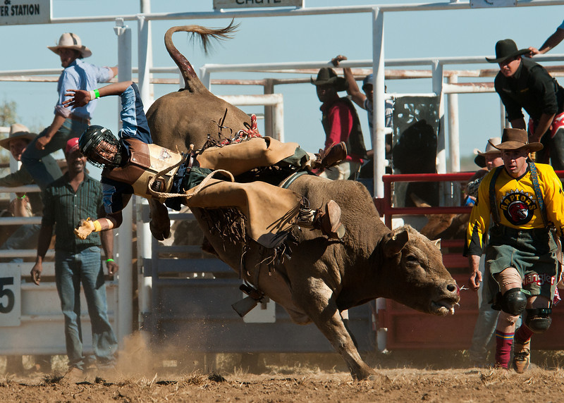 Halls Creek rodeo