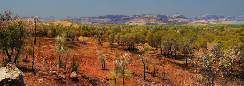 Kimberley ranges