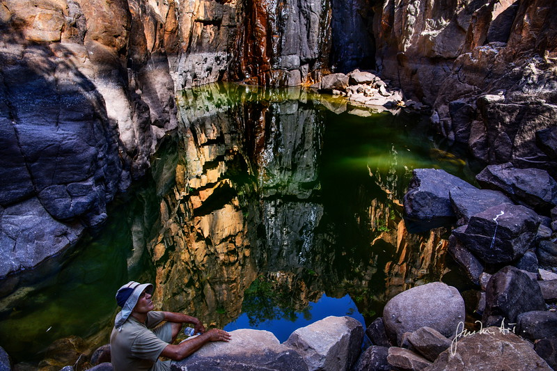 Nimitluk gorge
