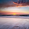 sunset of Cable beach, Broome,western Australia<br /> 00540-046