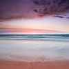 cable beach showing a spectacular sunet,<br /> Broome, western Australia - 00540-054
