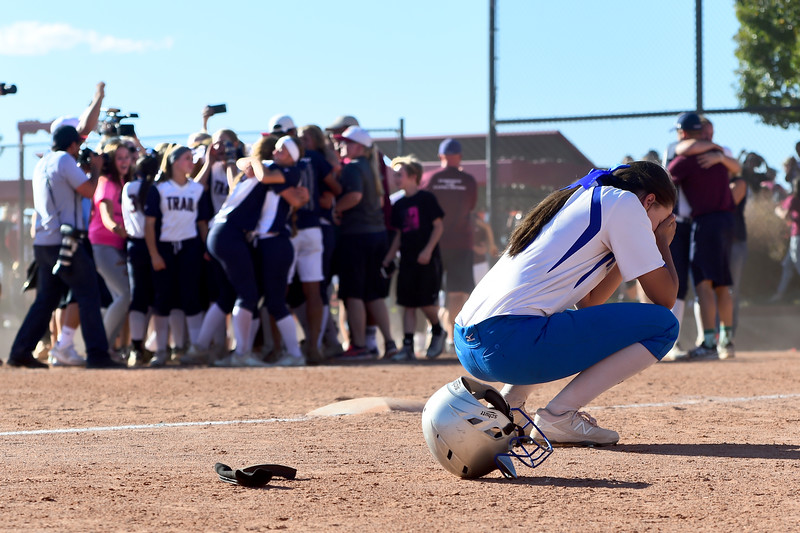 Broomfield Cherokee Trail Softball at State