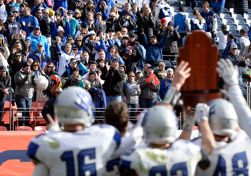 Broomfield Pine Creek 4A State Championship Football