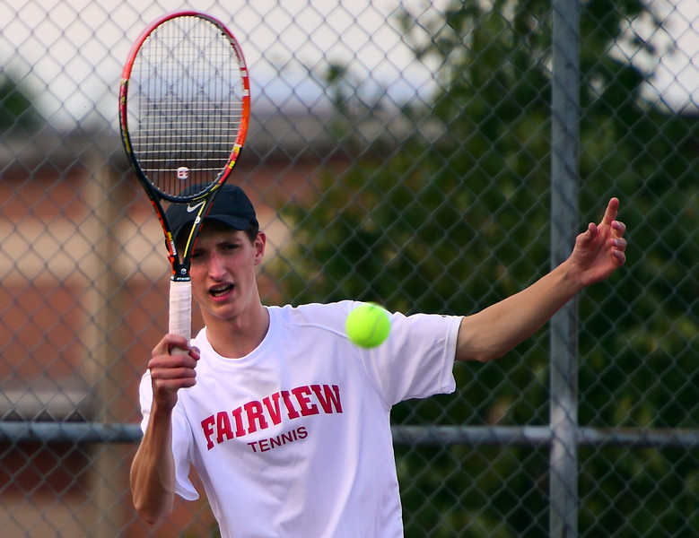 Broomfield at Fairview Tennis Boys