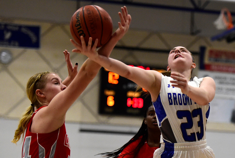 Broomfield vs Grand Junction Central Girls Hoops