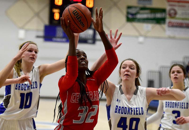 Broomfield vs Grand Junction Central Girls Hoops