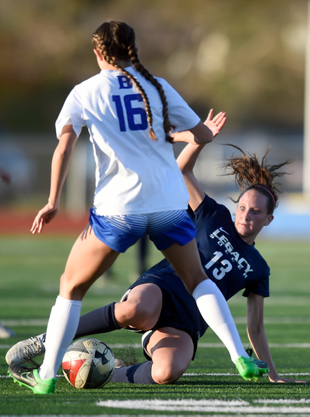 Broomfield vs Legacy Girls Soccer
