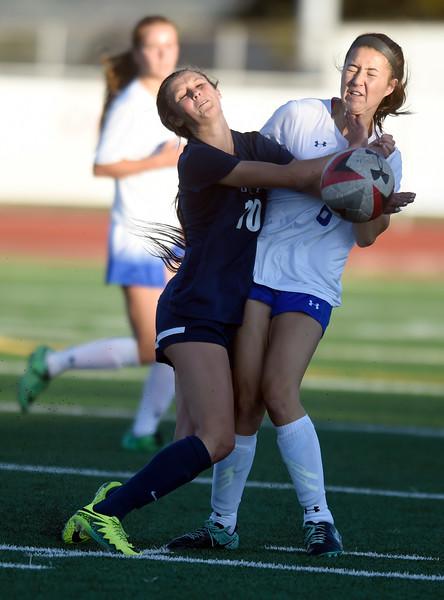 Broomfield vs Legacy Girls Soccer