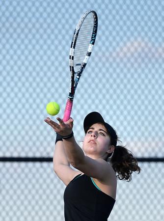 Broomfield vs Monarch Tennis