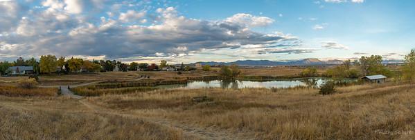 Josh's Pond Panorama