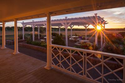 Farmhouse Sunrise