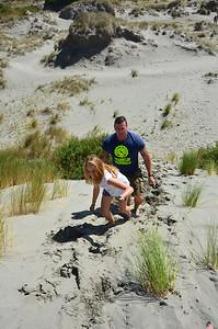Keira Alan Waikawa Beach Rotorua Trip January 2014