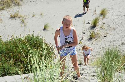 Meg Waikawa Beach Rotorua Trip January 2014