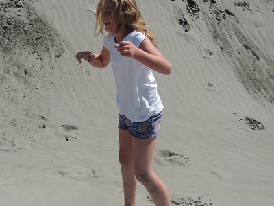Keira Waikawa Beach Rotorua Trip January 2014