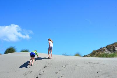 Emma Keira Waikawa Beach Rotorua Trip January 2014