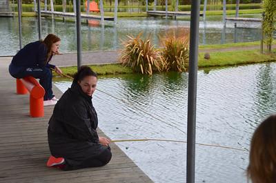 Debbie Chloe Taupo Prawn Park January 2014