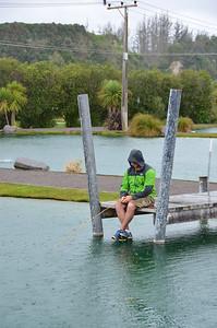 Alan Taupo Prawn Park January 2014