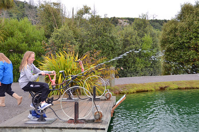 Meg Emma Taupo Prawn Park January 2014