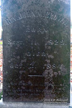 Rev. John M. Brown (1829 - 1884)