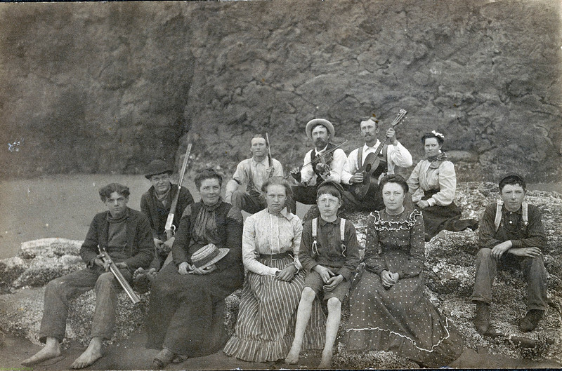 Brown Family of Oregon
