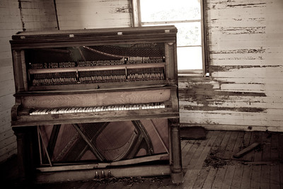 Delta music! Some old pianos and other southern style photos of mississippi music! Some photos just scream for Black and White! These Mississippi Delta photos are no exception. Great southern buildings and architecture from our past and present. Some old churches and other items found inside the church that represent our southern faith.