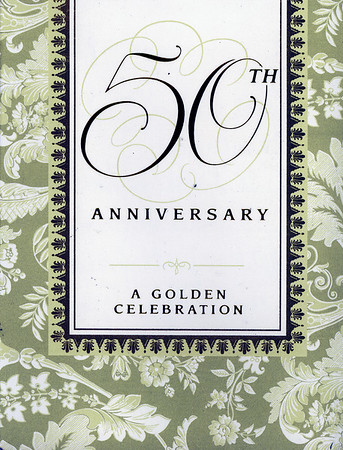 Paul and Emelda's Surprise 50th Wedding Anniversary Party Photos