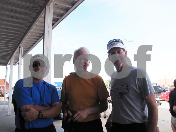 Tom Schill, Dave Sergeant, Eric Pearson