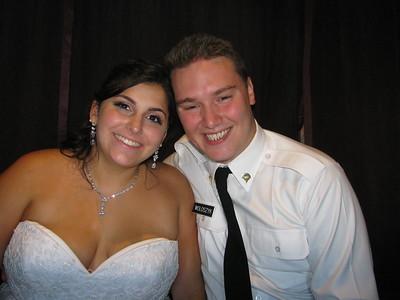 Brown-Woloszyk Wedding