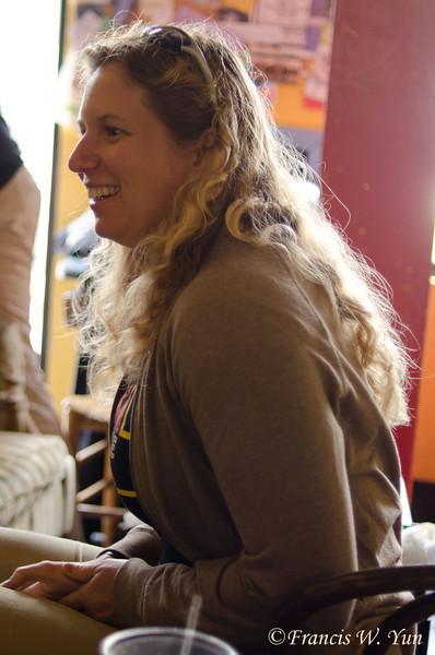 9/10/2011<br /> San Francisco Browncoats Meetup at Cafe Murano