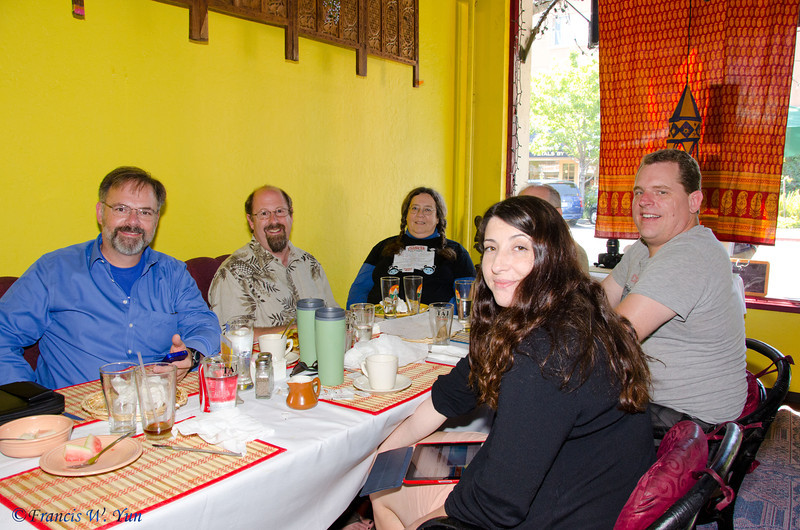9/3/2011<br /> Silicon Gulch Browncoats Meetup at Little India