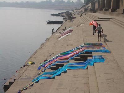 Lucknow and Varanasi