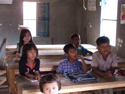 Phnom Penh and The Happy School