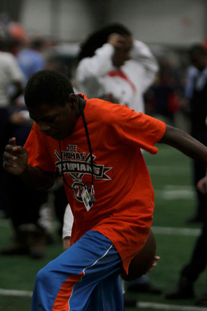 Browns Special Olympics Event 2014