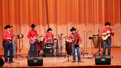 Brownsville High School Conjunto Competition 2017