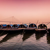 #8 Boats at Ganga Ghat, Kolkata
