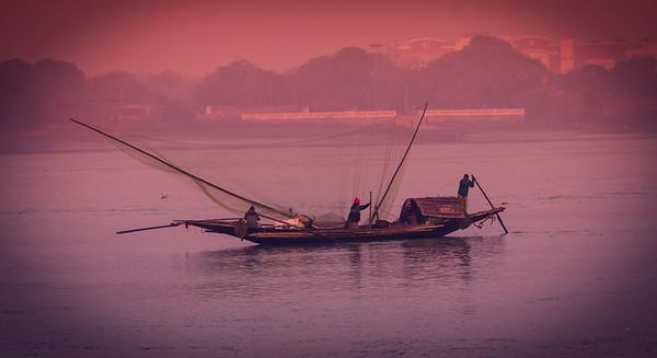 #9 Boat in Hoogli, Kolkata