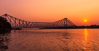 #4 Howrah Bridge, Kolkata
