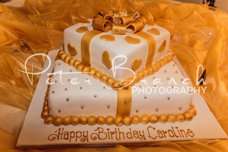 Caroline - Party 1661