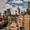 East London Skyline