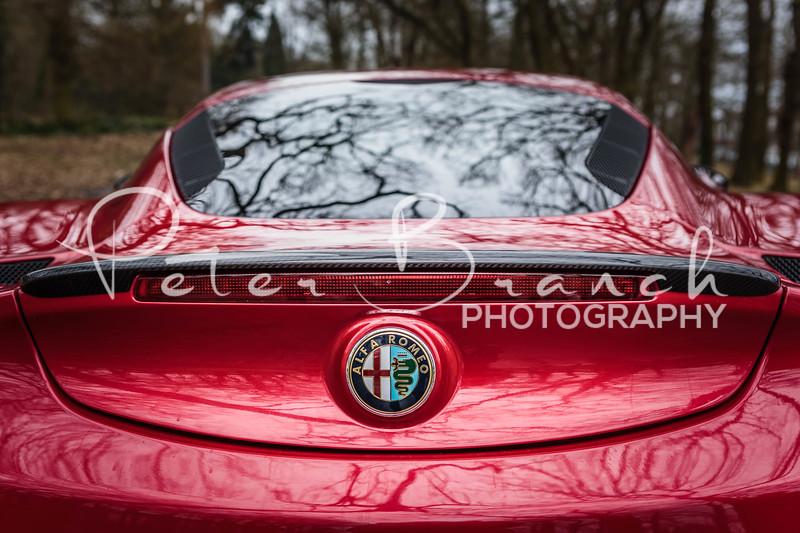 Alfa Romero 4C