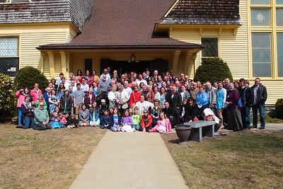 NCC Easter 25