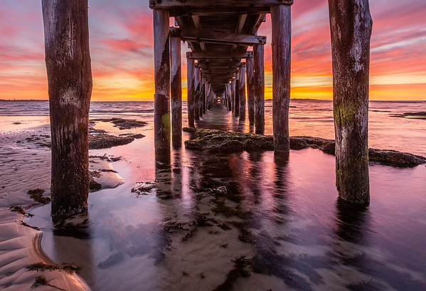 Pier at Point Lonsdale