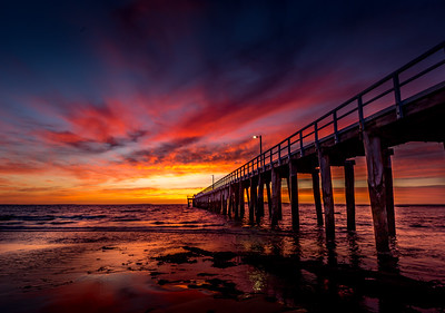 Sunrise at Point Lonsdale