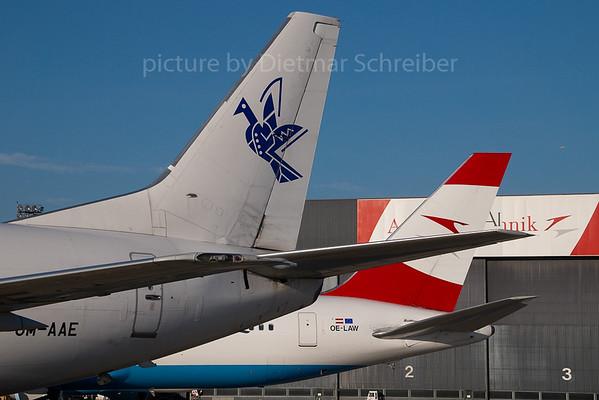 2007-01-31 OM-AAE Boeing 737-300 Slovak AIrlines