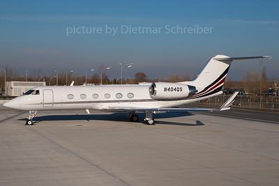 2007-01-31 N404QS Gulfstream 4 Netjets